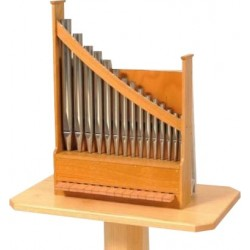 1' Portative Organ Kit