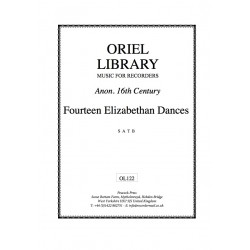 Fourteen Elizabethan Dances...