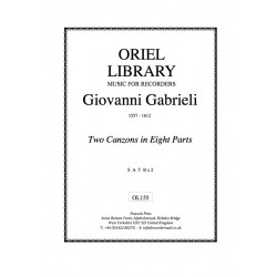 Giovanni Gabrieli - Two...