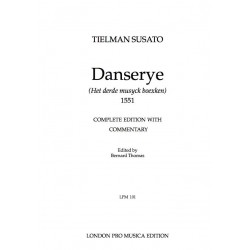 Susato Danserye (1551)...