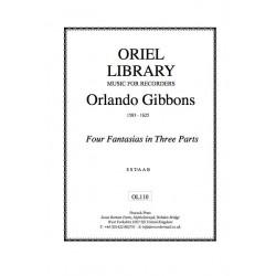 Orlando Gibbons - Four...