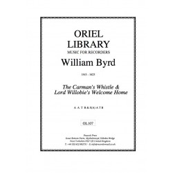 William Byrd - The Carman's...